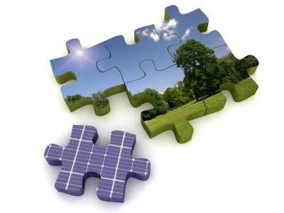 solar energy puzzle image